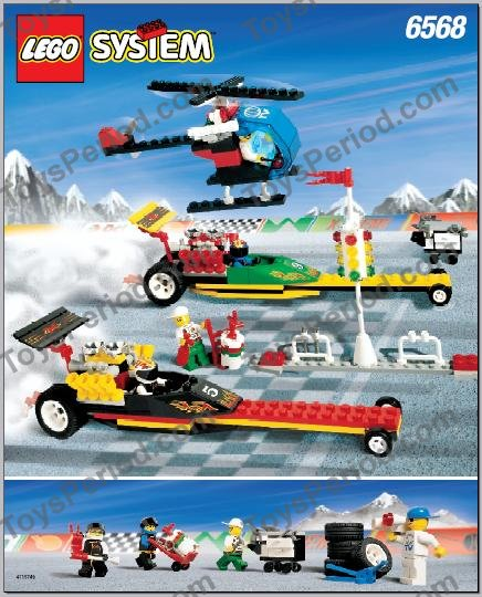 lego drag car instructions
