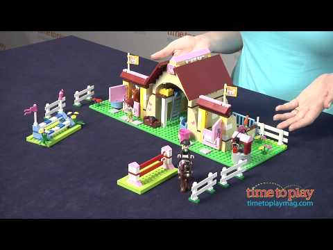 lego friends instructions horse stable