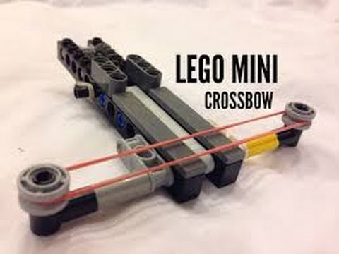 lego gun instructions printable