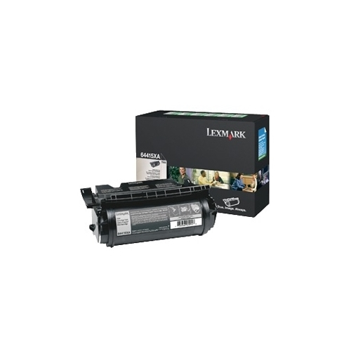 lexmark t644 toner replacement instructions