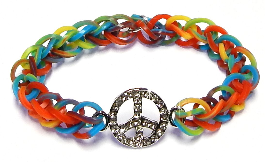 loom band charms instructions