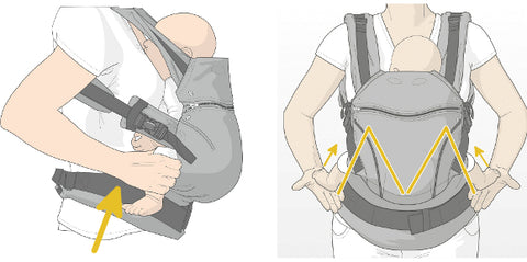 manduca baby carrier instructions