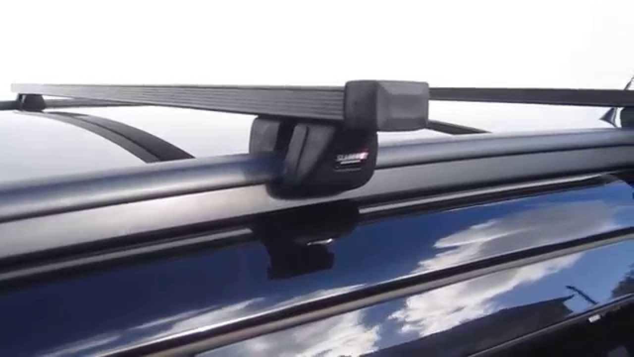 mercedes roof bars fitting instructions
