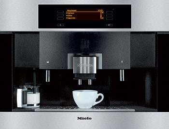 miele coffee machine instructions