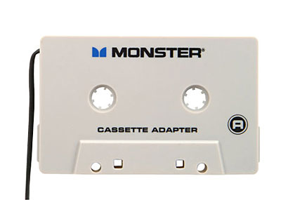 monster icarplay cassette adapter instructions