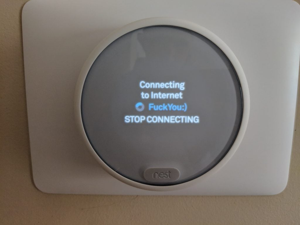 Nest Thermostat Installation Instructions