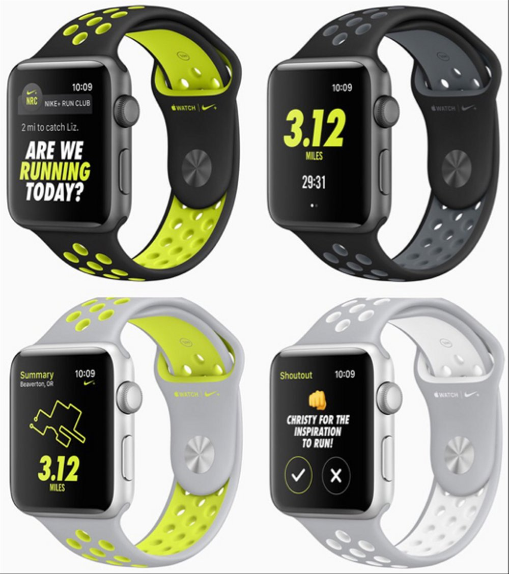 nike sport watch instructions