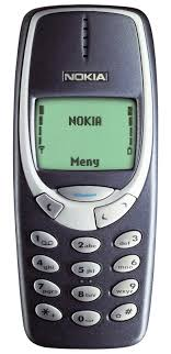 nokia 3310 operating instructions