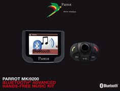 parrot mki9200 bluetooth handsfree kit fitting instructions
