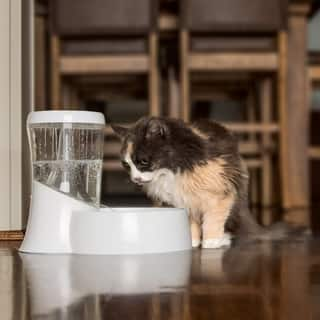 petmate water fountain instructions