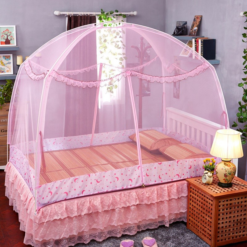 princess bed tent instructions