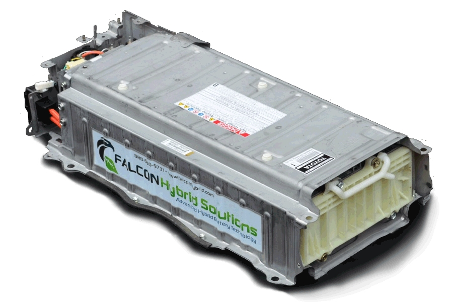 prius hybrid battery replacement instructions