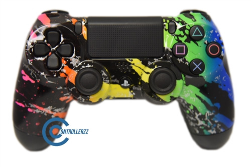 ps4 rapid fire controller instructions