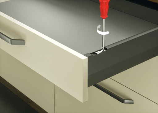 rationell drawer installation instructions
