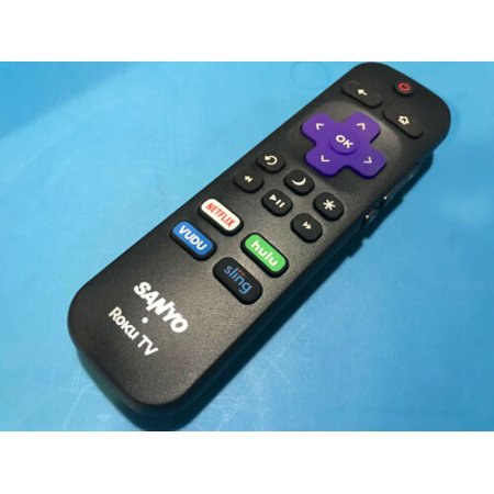 roku tv remote instructions