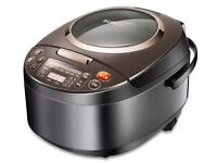 silvercrest rice cooker instructions