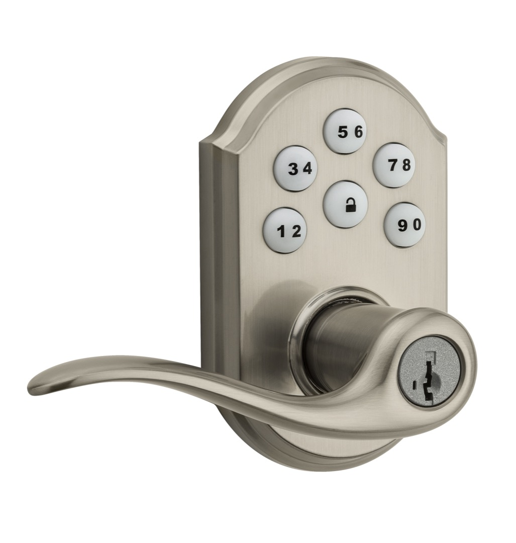 smart key lock instructions
