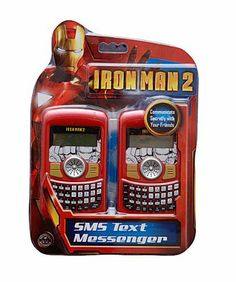 sms text messenger toy instructions
