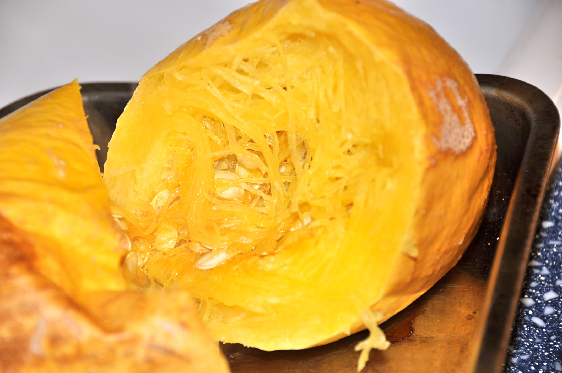 spaghetti squash cooking instructions