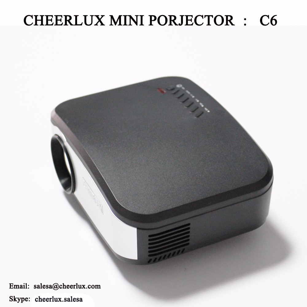 speaker with projector light instructions