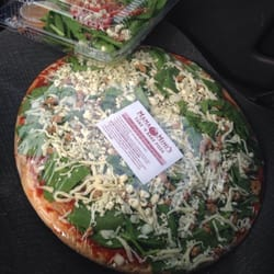 take and bake pizza instructions