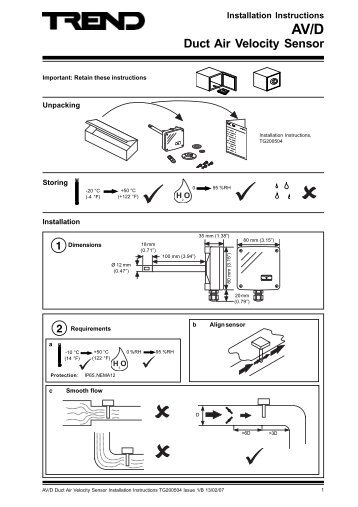 trend windows installation instructions