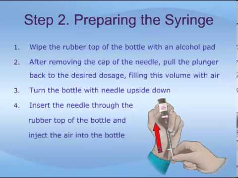 trimix injection instructions video