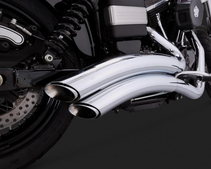 vance and hines power duals installation instructions