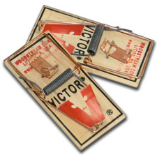 victor mouse trap instructions