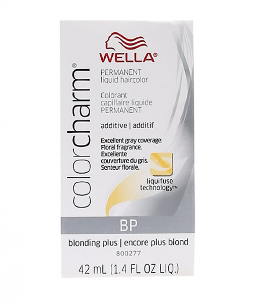 wella color charm instructions