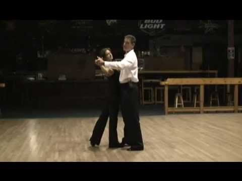 west coast swing instructional videos