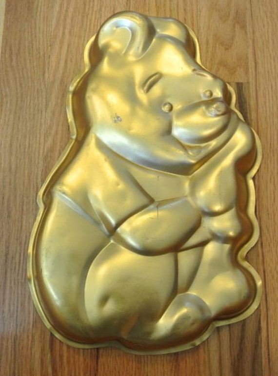 winnie the pooh cake pan instructions