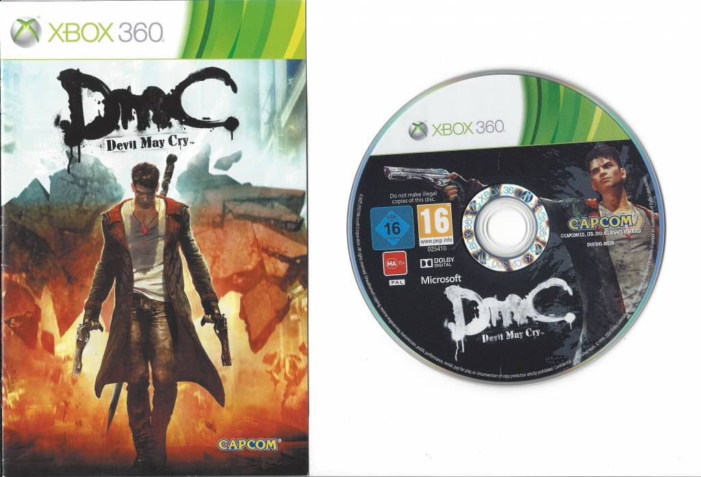 xbox 360 games instruction manuals